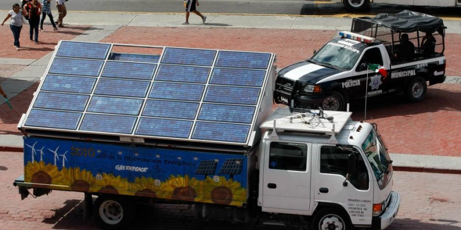 México va por 7o sitio del mundo en energía solar