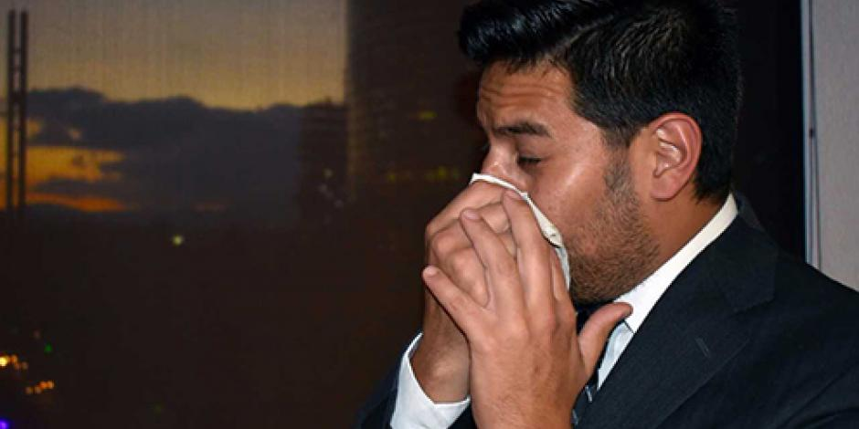 Alergias afectan a 4 de cada 10 mexicanos