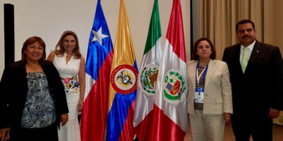 Anuncia Senado mexicano que está listo para apoyar acuerdos de la Alianza del Pacífico