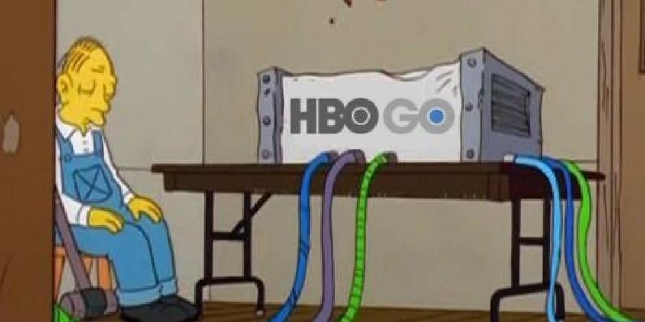 HBO vuelve a fallar durante la transmisión de Game of Thrones