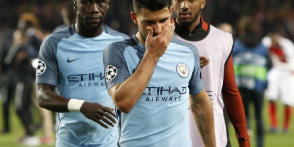 Mónaco echa de Champions al Manchester City de Guardiola