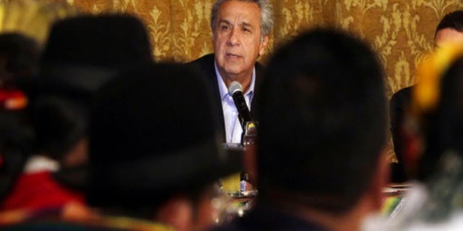 Retiran sus funciones a vicepresidente de Ecuador por estar implicado con Odebrecht