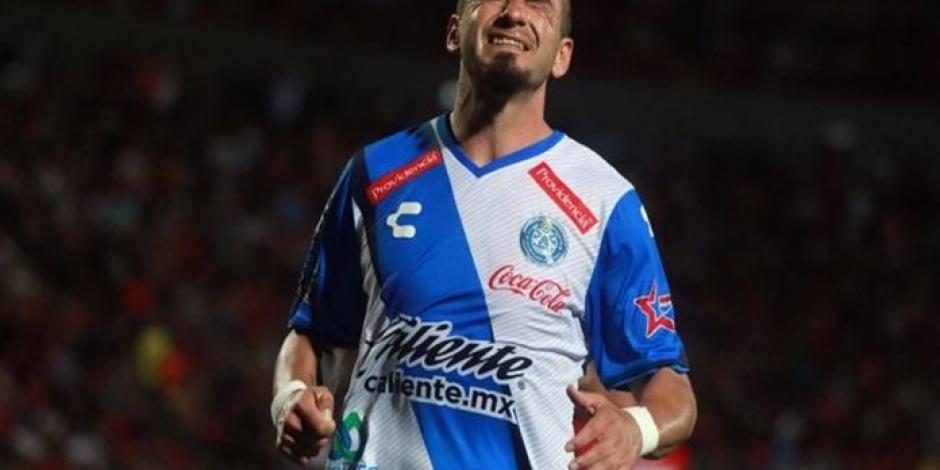 Jugador Puebla se arrepiente de venir a México por el sismo
