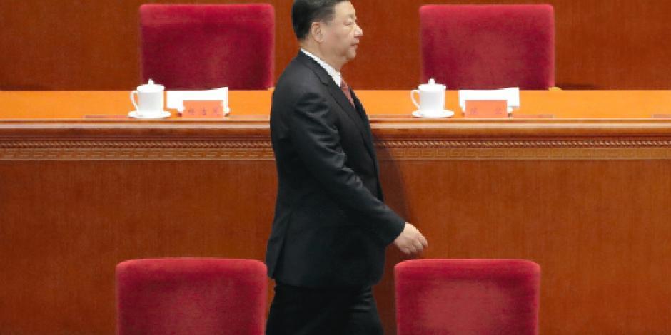 """""""China ama la paz, pero está lista para defenderse"""": Xi"""