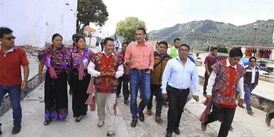 Melgar sugiere plan para reactivar Chiapas