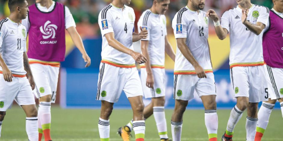 El Tricolor exhibe pobre futbol y no puede contra Jamaica