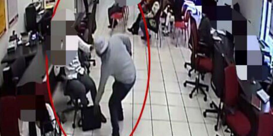 Balacera por intento de asalto deja un muerto en Polanco