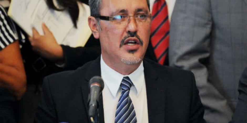 Amparo es para que no se me criminalice, afirma delegado de Tláhuac