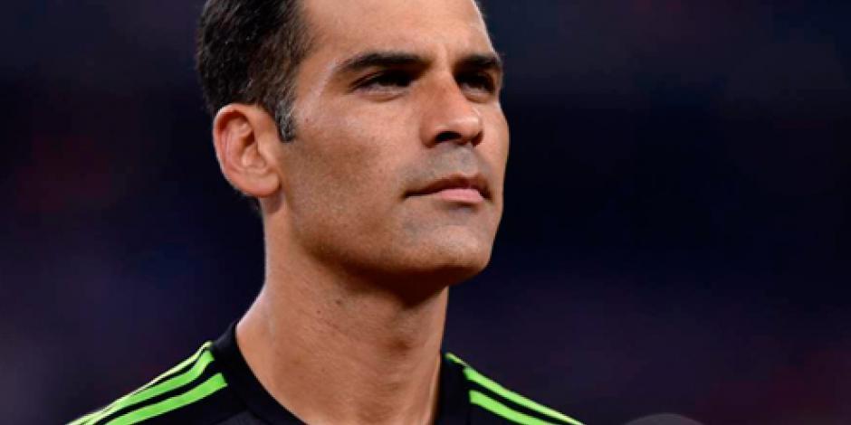 Rafa Márquez se presenta ante PGR por presuntos vínculos con el narcotráfico
