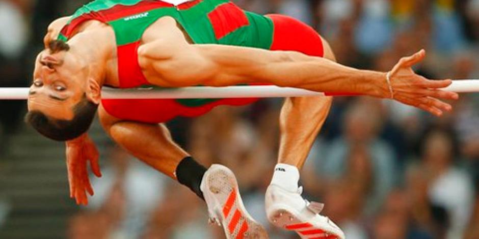 ¡Histórico! Edgar Rivera consigue el cuarto lugar en salto de altura