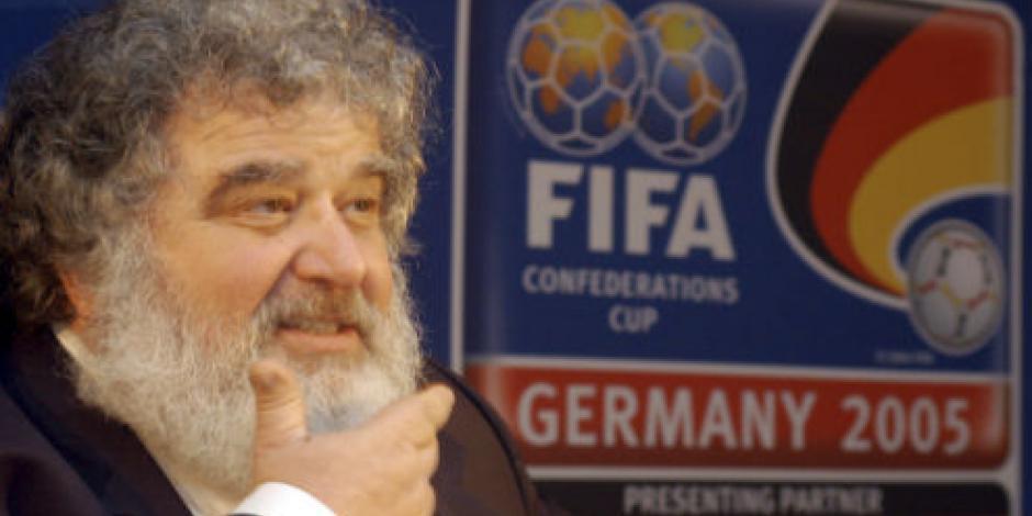 Muere Chuck Blazer, pieza clave en caso de corrupción en la FIFA