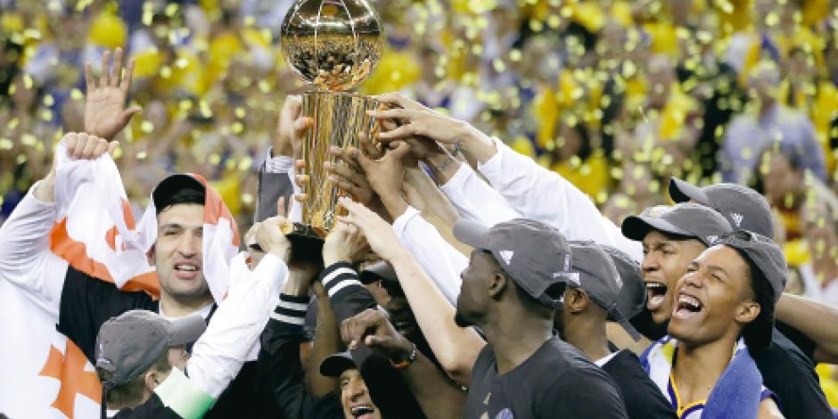 Golden State cobra venganza  y se corona ante los Cavaliers