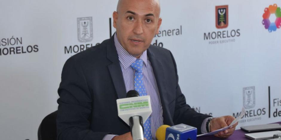 Descarta Morelos secuestro de empresario hallado muerto