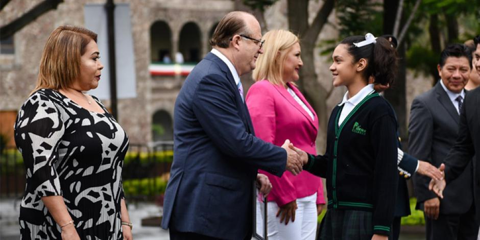 Encabeza Graco Ramírez Ceremonia de Aniversario de la Independencia