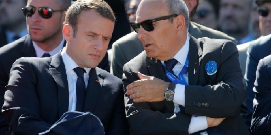 Renuncian 2 ministros de Macron por estar involucrados en investigaciones judiciales