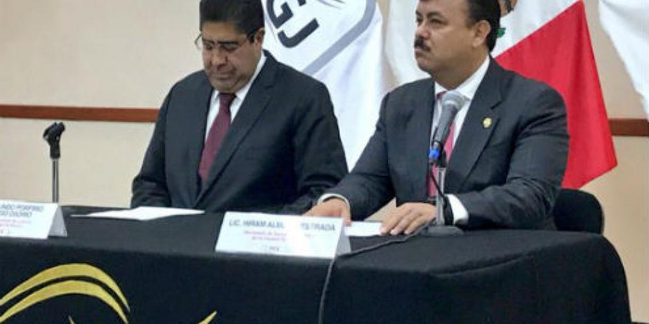 Destituyen a fiscal y jefe de policía de Tláhuac
