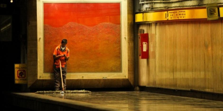 En año y medio la PBI ha detenido a 23 personas que intentaban suicidarse en el Metro