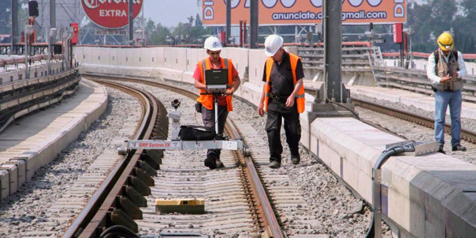 Suman 53 funcionarios destituidos por fallas en L-12 del Metro