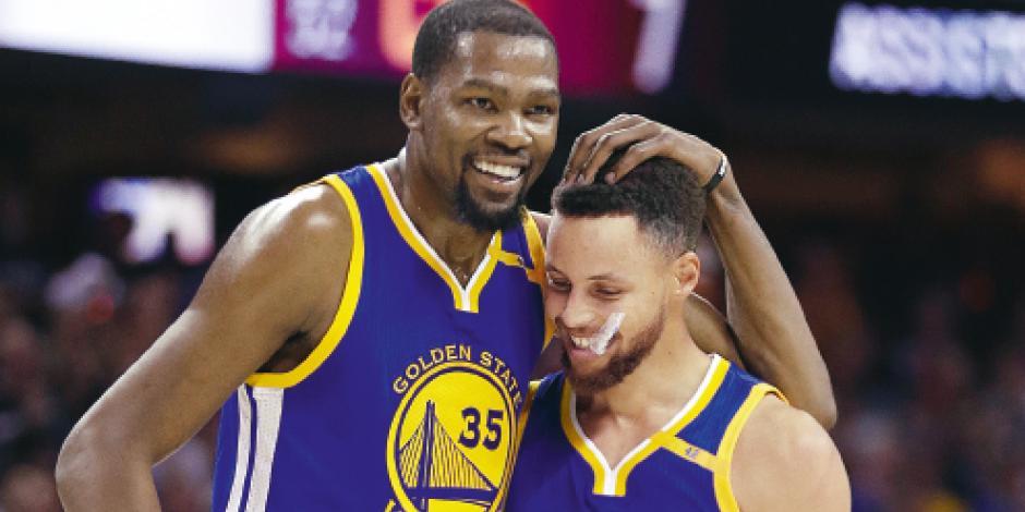 Durant y Curry quieren formar dinastía como la Jordan-Pippen