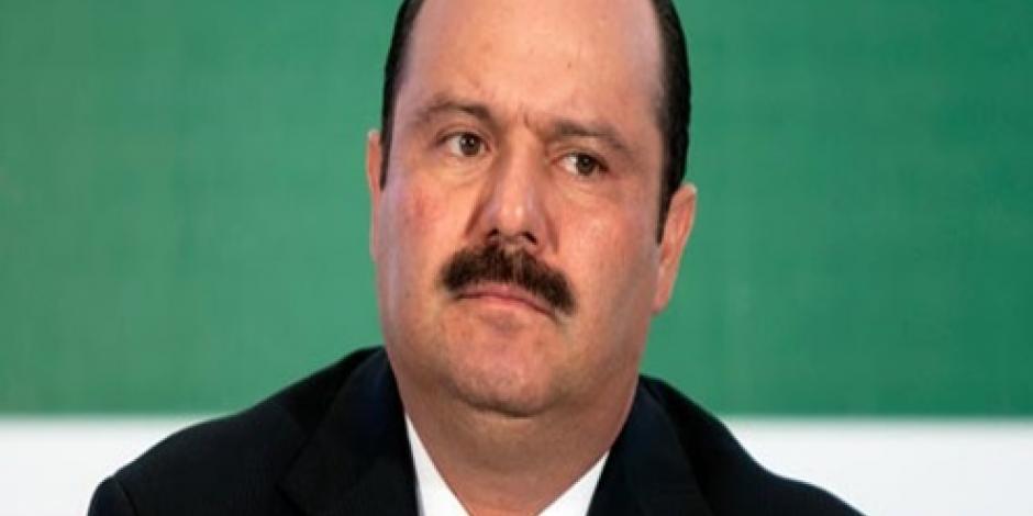 Emite la Interpol segunda ficha roja para buscar a César Duarte