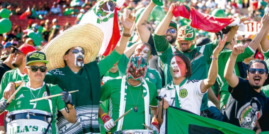 """México, otra vez en jaque  por el grito de """"¡eh pu...!"""""""