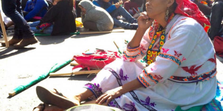 Campesinos bloquean Municipio Libre; se plantan ante SAGARPA