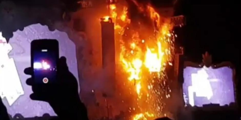 Autoridades cancelan Tomorrowland en Barcelona por incendio