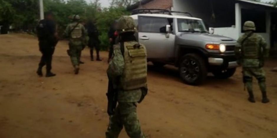 Refuerzan vigilancia en Aguililla, Michoacán tras asesinato del director de Seguridad