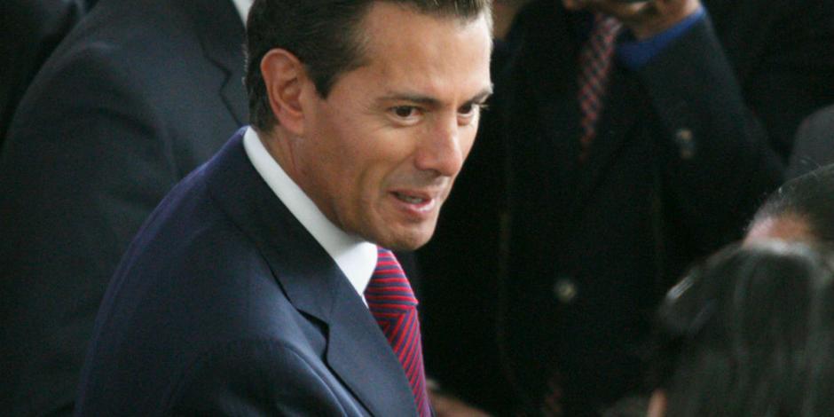 EPN alista viaje a China; participará en Foro de Negocios
