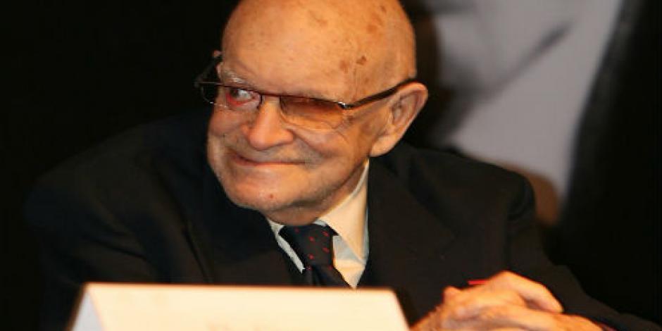 Muere Ramón Xirau, partidario de la unión de la poesía y la religión