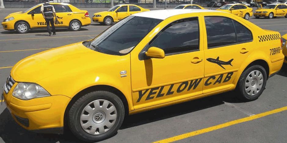 Multa de 24 mdp a taxis de AICM por tarifas altas