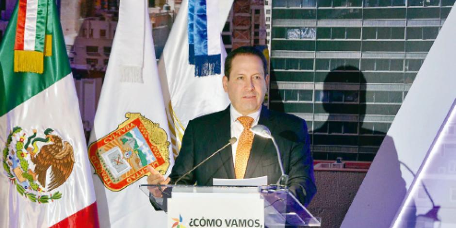 Eruviel resalta mejoras en calidad  de vida de los mexiquenses