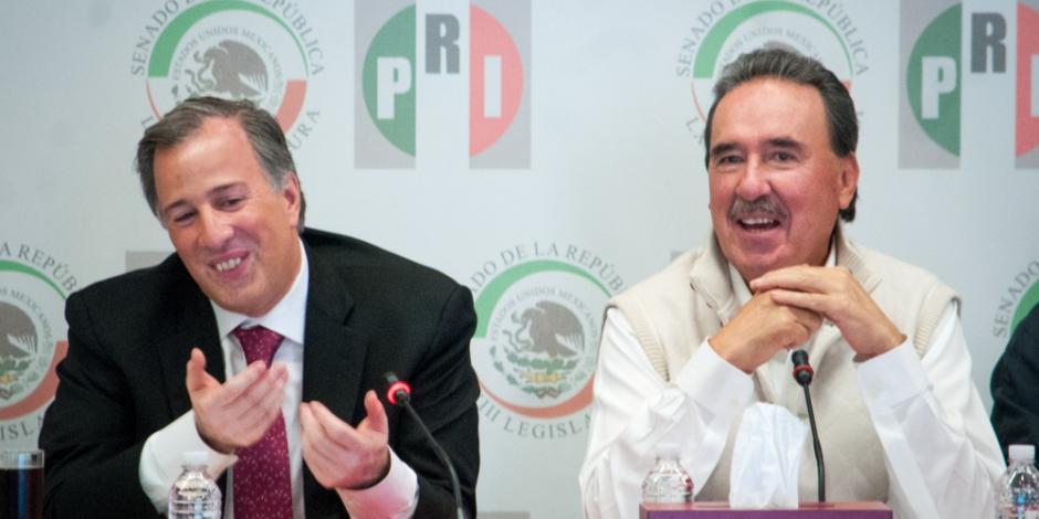 PRI tiene muy buenos gallos para la Presidencia, dice Gamboa