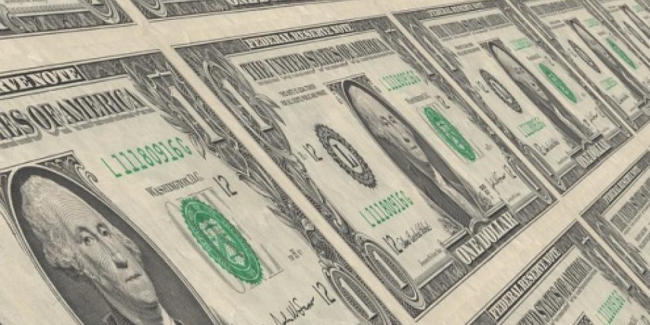 Dólar se vende hasta en 17.86 pesos en bancos de la CDMX