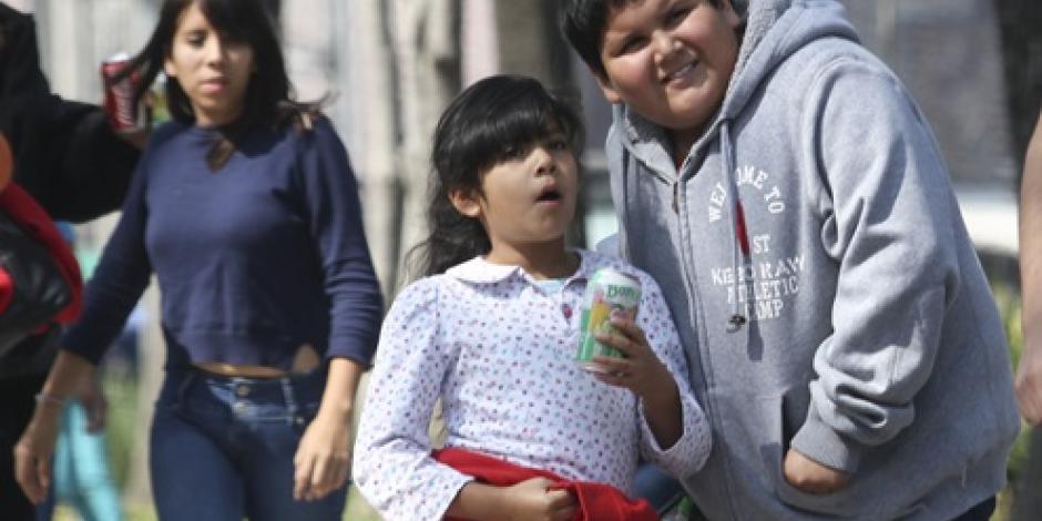 Esperanza de vida más corta por obesidad infantil, alerta UNAM