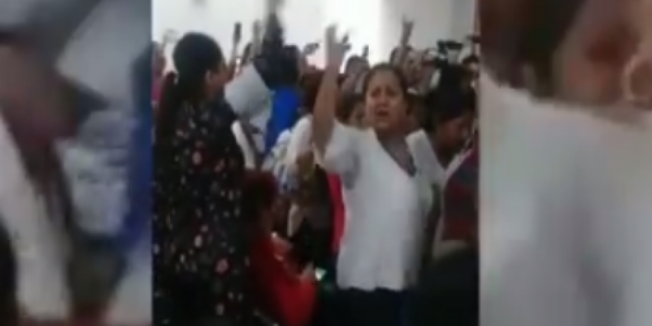 Acusan que afines a Albores en Chiapas atacan a priista reconocida