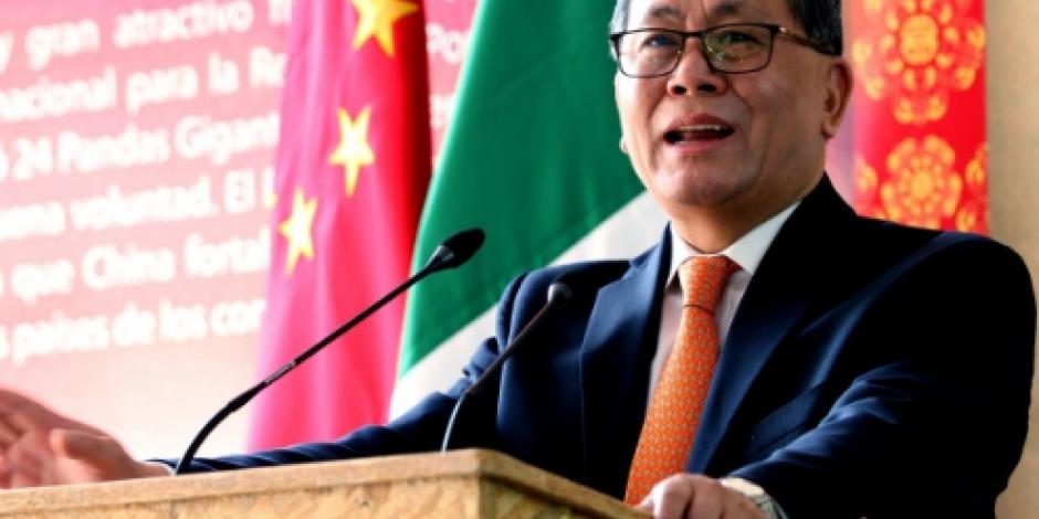 China se dice lista para negociar TLC con México