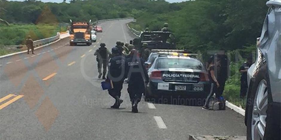 Asaltan a dos familias de vacacionistas en Zihuatanejo
