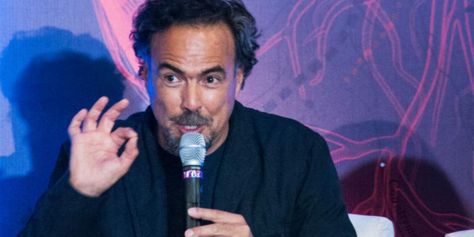 G. Inárritu: Migrantes son la reserva espiritual del mundo