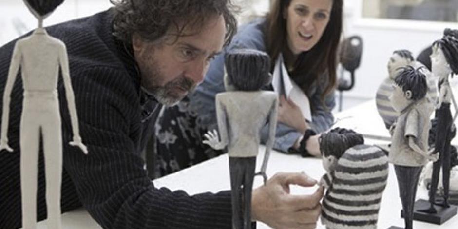Llega exposición de Tim Burton a la CDMX con ¡firma de autógrafos!