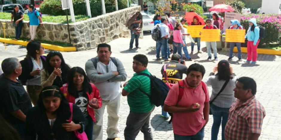 Amaga CNTE con impedir que maestros evaluados den clases en Oaxaca