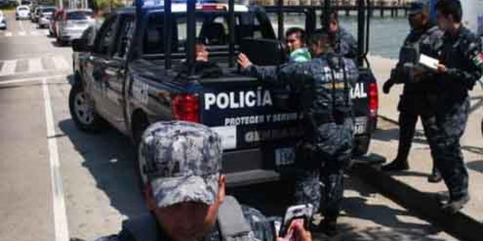 Asesinan a mando policial en Ensenada, Baja California