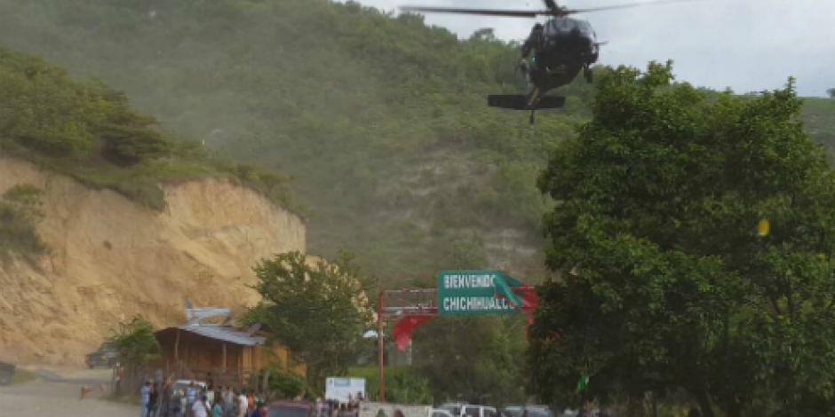 Agreden a policías federales durante bloqueo en Guerrero