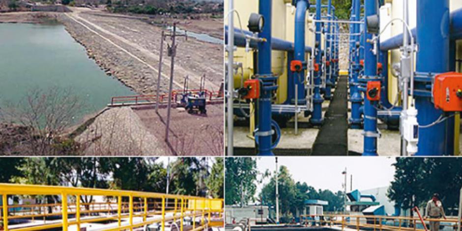 Empresa del socavón presume experiencia en obra hidráulica