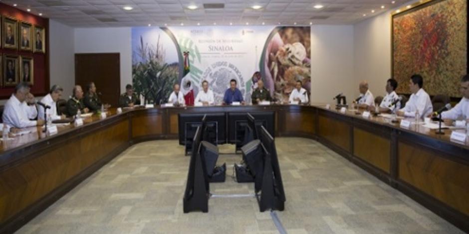 Llama Osorio Chong a reforzar seguridad en Sinaloa