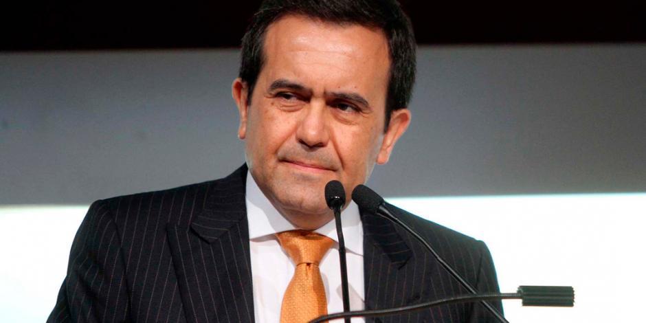 Guajardo resalta prioridades de México en renegociación del TLCAN