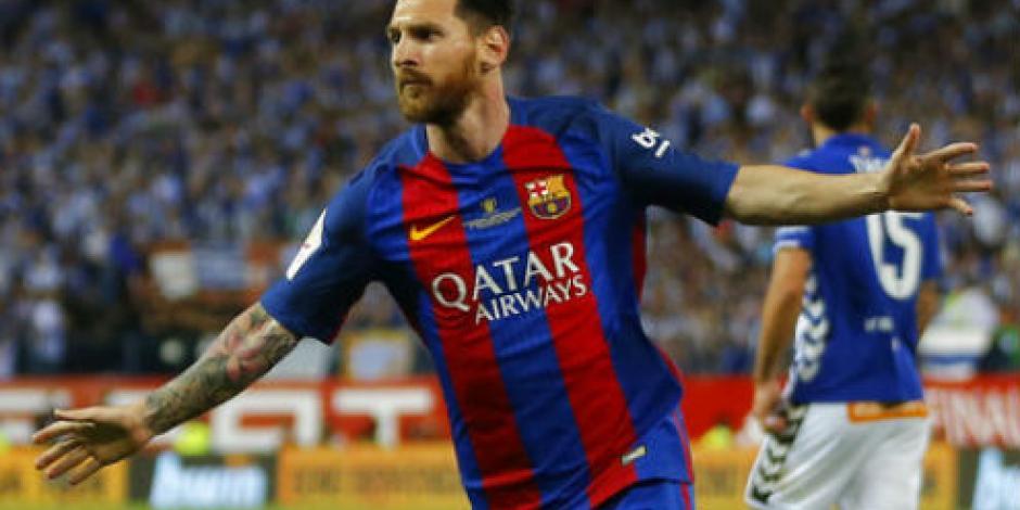El Barça tiene Messi para rato; renueva hasta 2021