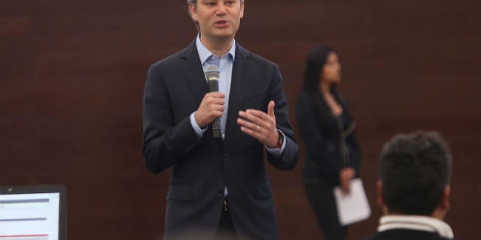 Positivo, retiro de candados en el PRI, afirma Aurelio Nuño