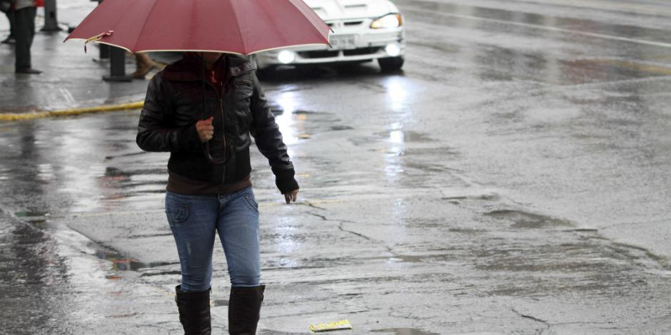 Prevén lluvias en la mayor parte del país por <em>Pilar</em>