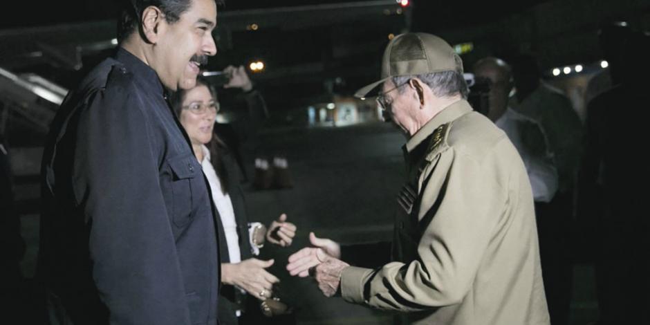 Canadá sanciona a Maduro y a 39 de sus funcionarios